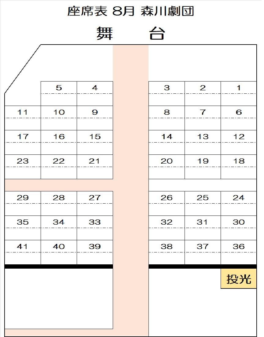 指定席表コロナ対策